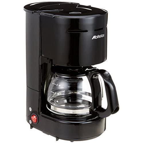 Abitelax(アビテラックス) コーヒーメーカー ブラック ACD-36-K 874338 (ブラック)|tenbin-do