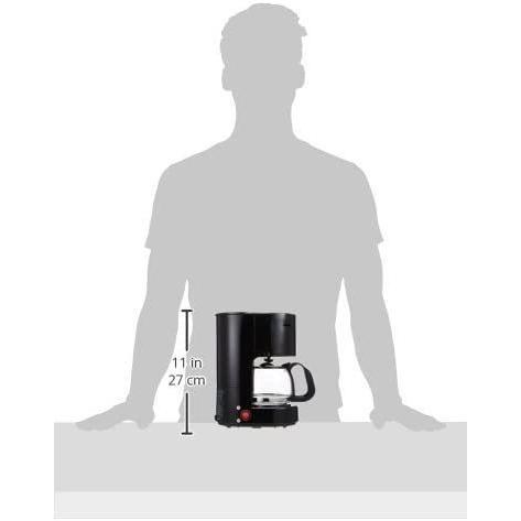 Abitelax(アビテラックス) コーヒーメーカー ブラック ACD-36-K 874338 (ブラック)|tenbin-do|03