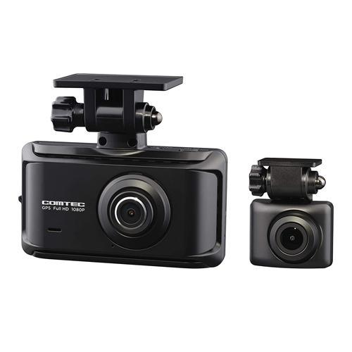 ZDR035 コムテック 待望 ドライブレコーダー 前後2カメラ 前後200万画素 STARVIS搭載 常時録画 GPS搭載 3年保証 FullHD 衝撃録画 送料無料 激安 お買い得 キ゛フト
