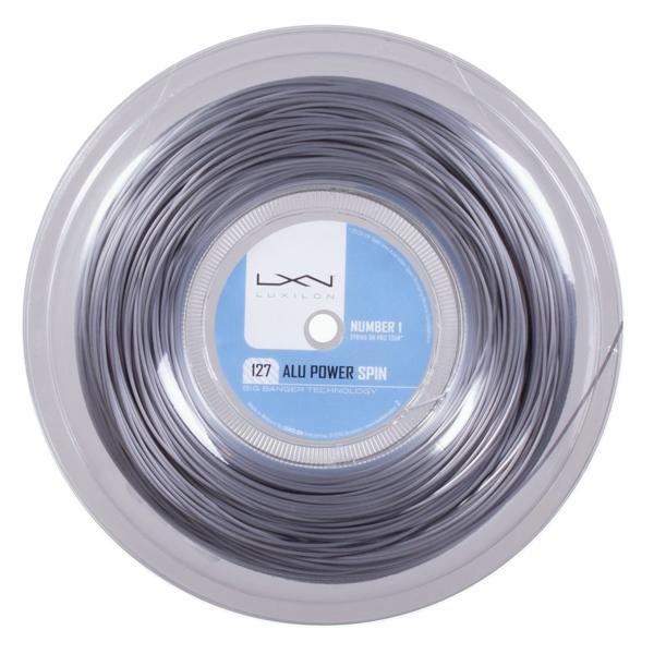 最上の品質な ルキシロン ビッグバンガー スピン アルパワー スピン (1.27mm) ガット(Luxilon 220Mロール 硬式テニス 硬式テニス ポリエステル ガット(Luxilon BB ALU POWER SPIN 220m String Reel) WRZ9932, 清和shop:6a7ebea4 --- odvoz-vyklizeni.cz
