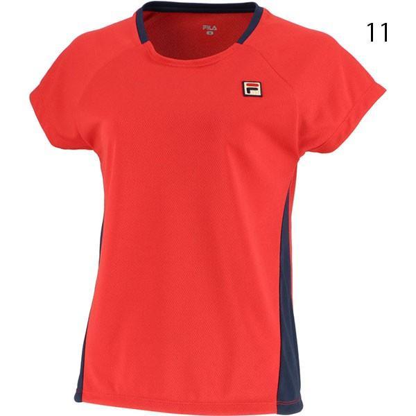 フィラ(FILA)レディース ゲームシャツ VL1995