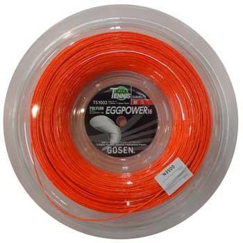 値引 ゴーセン(GOSEN)ストリング NEW NEW エッグパワー16 200mロール EGGPOWER16 TS1002, サンデーズガーデン:04d061a5 --- airmodconsu.dominiotemporario.com
