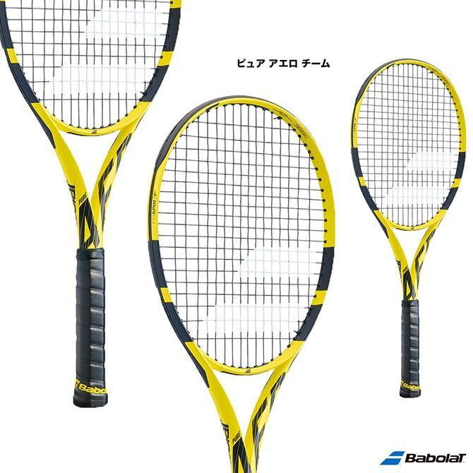 バボラ(BabolaT) テニスラケット ピュア アエロ チーム PURE AERO TEAM BF101357