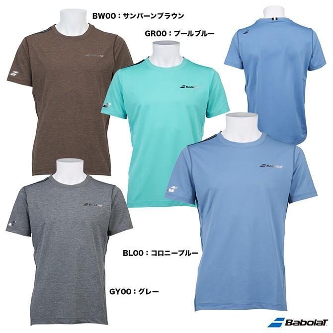バボラ(BabolaT) テニスウェア ユニセックス ショートスリーブシャツ BTUOJA00
