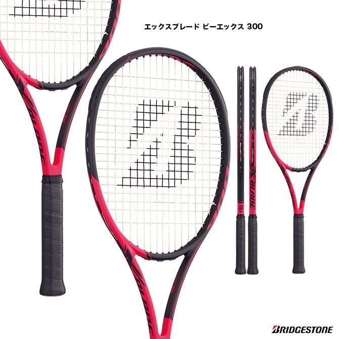 ブリヂストン(BRIDGESTONE) テニスラケット エックスブレード ビーエックス 300(X-BLADE BX 300) BRABX2