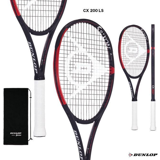 【保障できる】 ダンロップ DUNLOP テニスラケット CX 200 LS CX 200 LS DS21904, アクセランド 1c8f0926