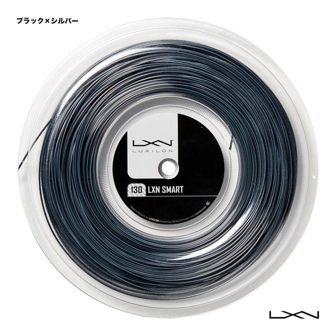 超可爱の ルキシロン LUXILON LUXILON テニスガット ロール LXN LXN スマート(LXN SMART) SMART) 130 ブラック×シルバー WR8301001, 小袋ショップ:e47adf7c --- odvoz-vyklizeni.cz