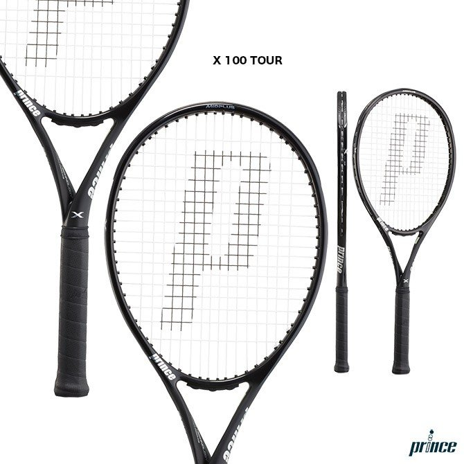 プリンス(prince) テニスラケット エックス 100 ツアー X 100 TOUR 7TJ092