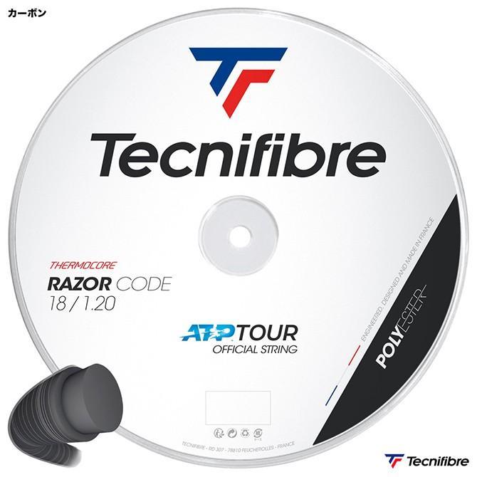 最高 テクニファイバー ロール Tecnifibre テニスガット CODE) ロール レーザーコード(RAZOR CODE) 120 カーボン カーボン TFR400, ミュージックハウス フレンズ:0102970d --- airmodconsu.dominiotemporario.com