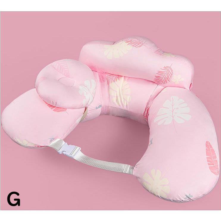 授乳クッション 授乳 授乳枕 クッション  抱き枕 安眠 快眠 お座りクッション 洗える 妊婦さんのための抱き枕 妊娠中|tennis-venue|12