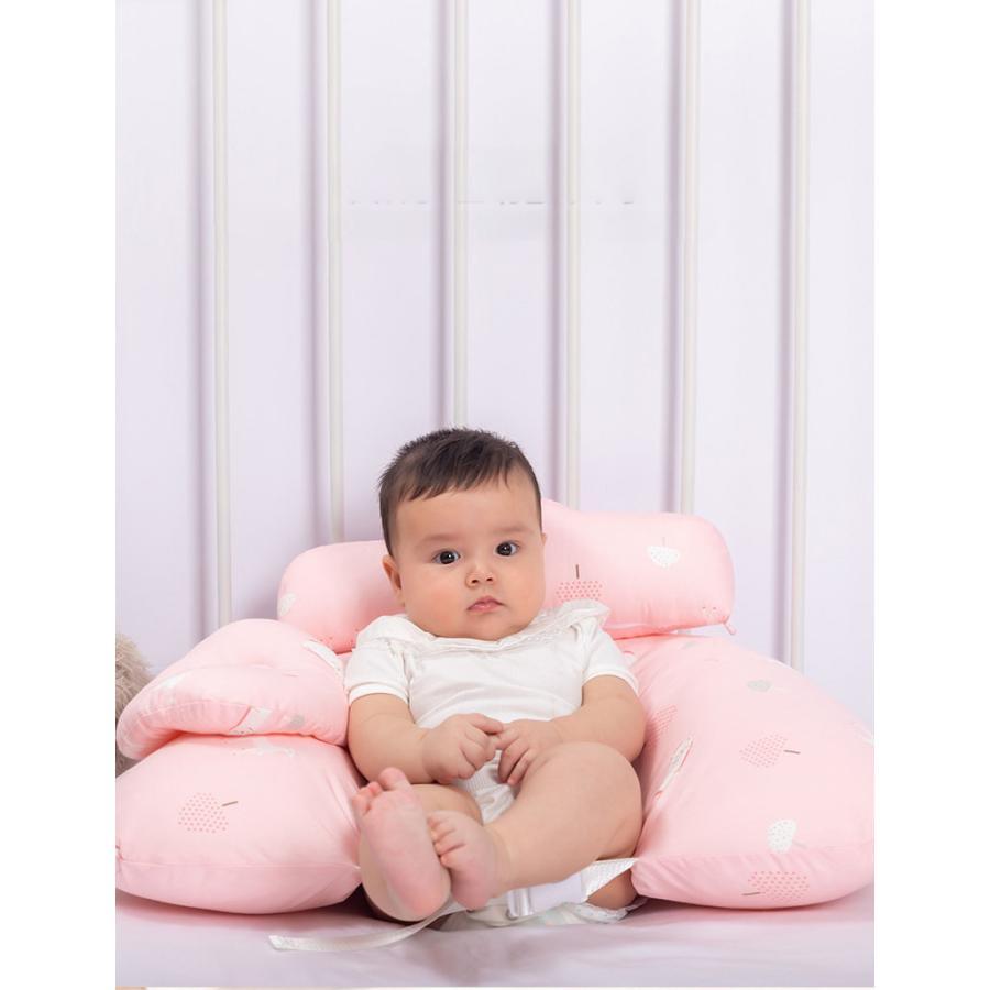 授乳クッション 授乳 授乳枕 クッション  抱き枕 安眠 快眠 お座りクッション 洗える 妊婦さんのための抱き枕 妊娠中|tennis-venue|03