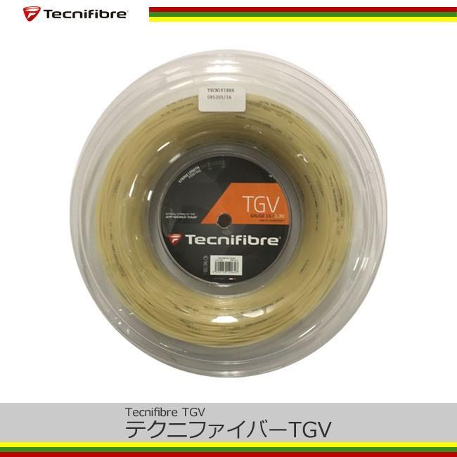 【ロール ガット】テクニファイバー TGV(ティージーブイ) ゲージ:1.30mm 【200mロール 】(TFGC8R)