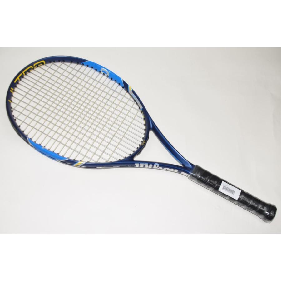 中古 テニスラケット WILSON ULTRA 100 2016 (G3)