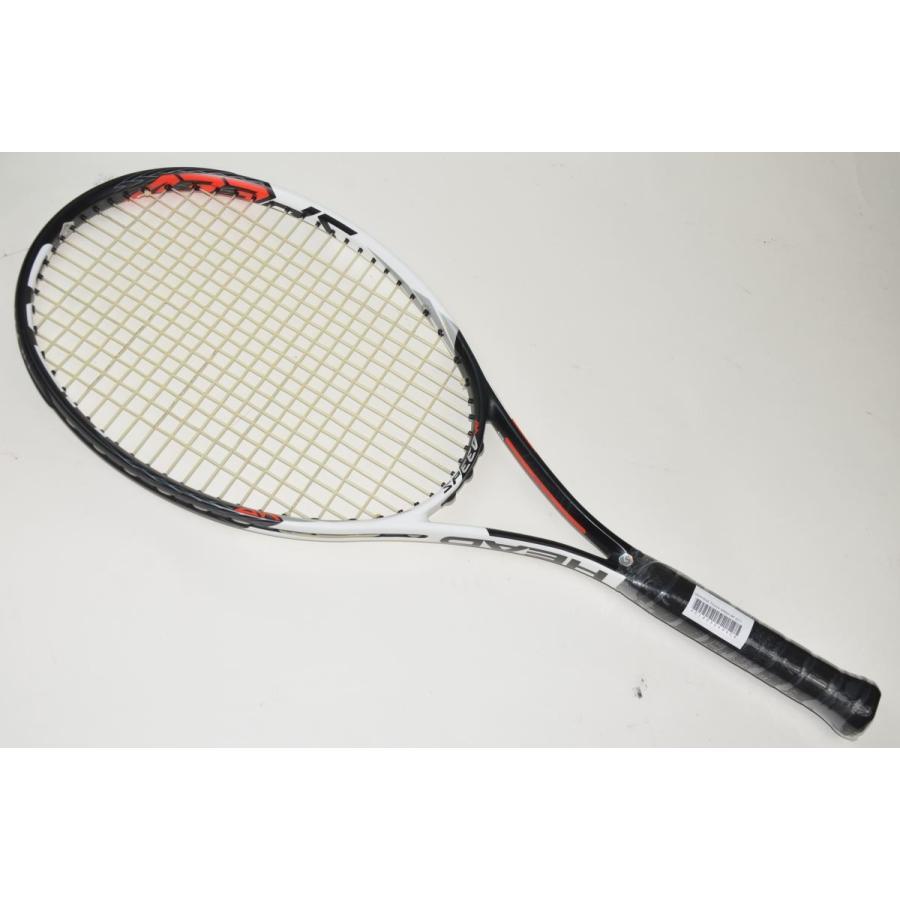 中古 テニスラケット HEAD GRAPHENE TOUCH SPEED MP 2017 (G3)