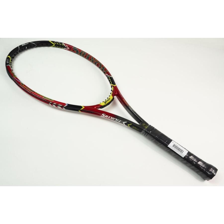 中古 テニスラケット SRIXON REVO CX 2.0 2017【スマートテニスセンサー対応】 (G2)
