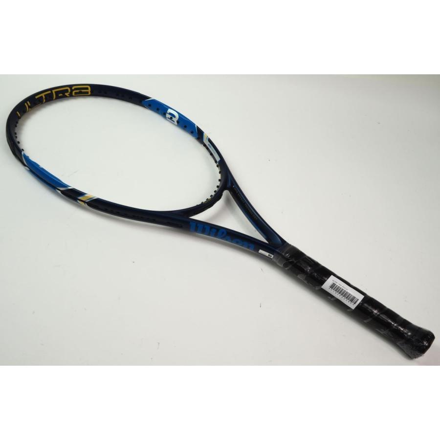中古 テニスラケット WILSON ULTRA 103S 2016【スマートテニスセンサー対応】 (G1)