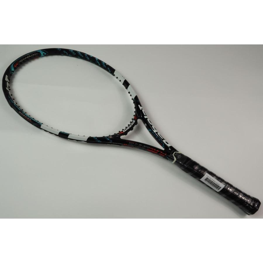 中古 テニスラケット BABOLAT PURE DRIVE RODDICK 2012 (G3)