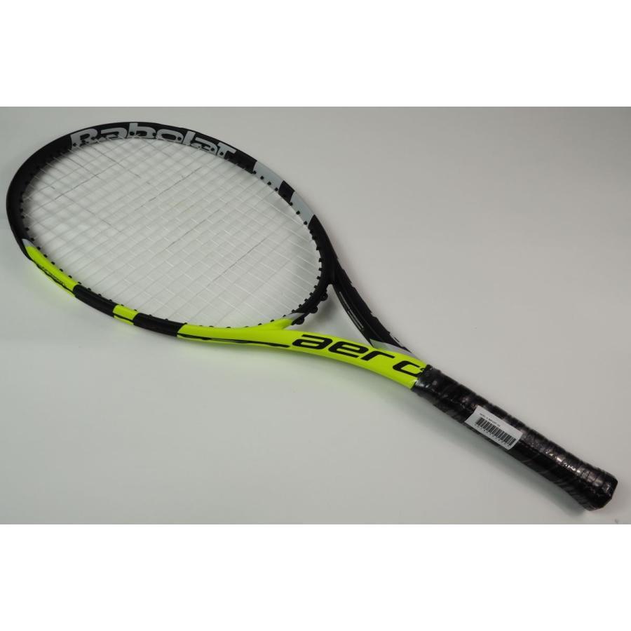 中古 テニスラケット BABOLAT AERO G IMPORT (G2)