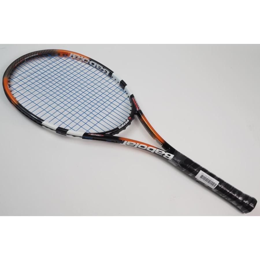 中古 テニスラケット BABOLAT PURE STORM TEAM 2004 (G2)