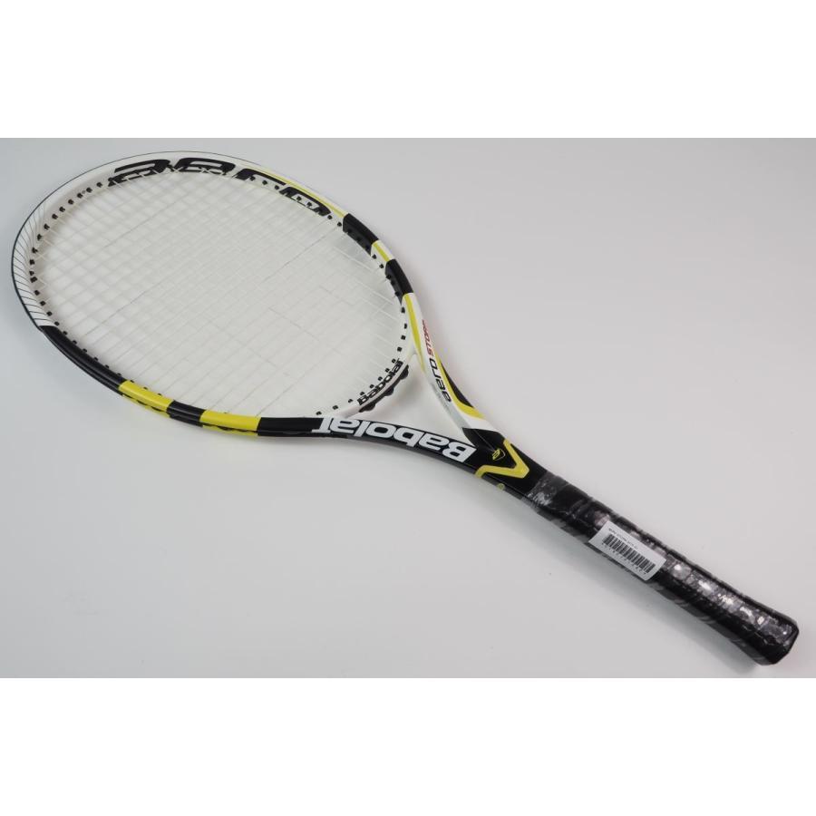 中古 テニスラケット BABOLAT AERO STORM 2010 (G1)