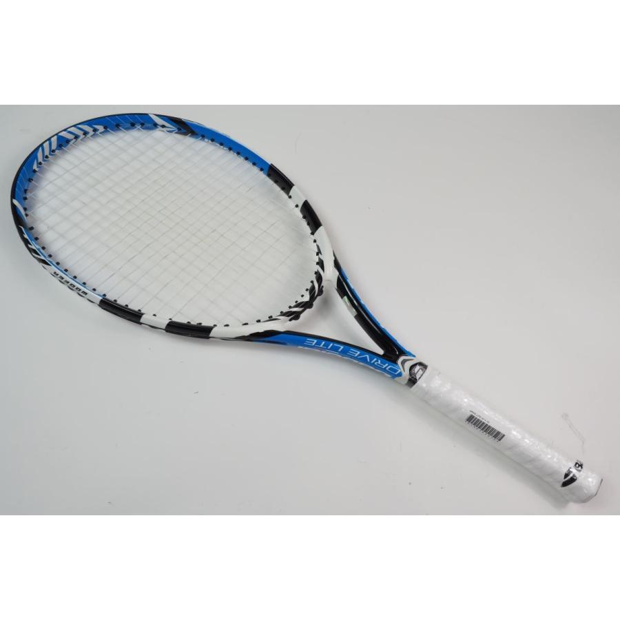 中古 テニスラケット BABOLAT DRIVE LITE 2014 (G2)