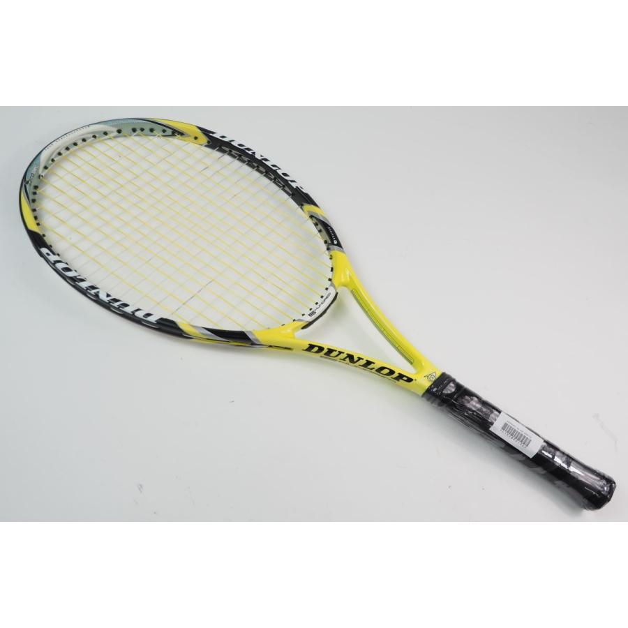 中古 テニスラケット DUNLOP AEROGEL 4D 500 2009 (G2)