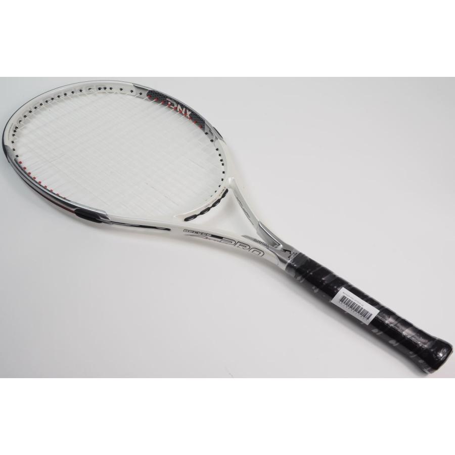 中古 テニスラケット BORIS BECKER BECKER PRO ATTIVA (G2)