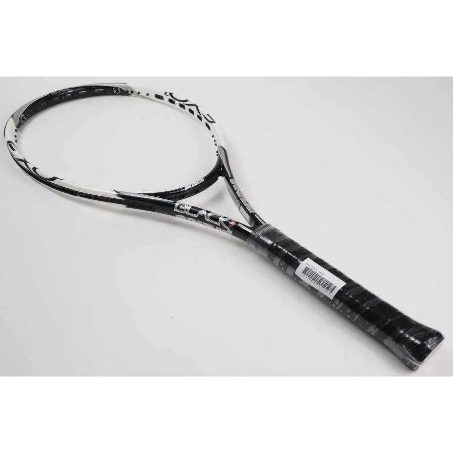 中古 テニスラケット PRINCE EXO3 黒 104 (G3)