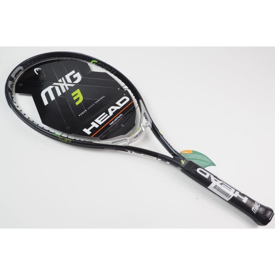 中古 テニスラケット HEAD MXG 3 2017 (G2)