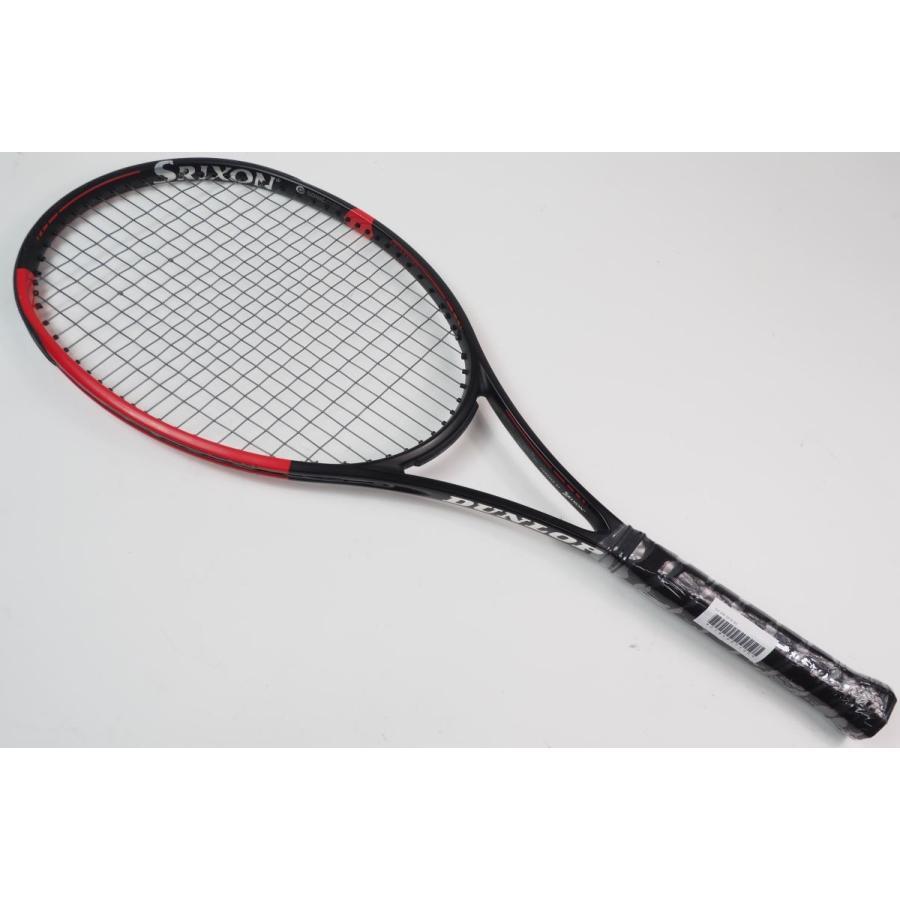 中古 テニスラケット DUNLOP CX 200 2019【一部グロメット割れ有り】 (G3)