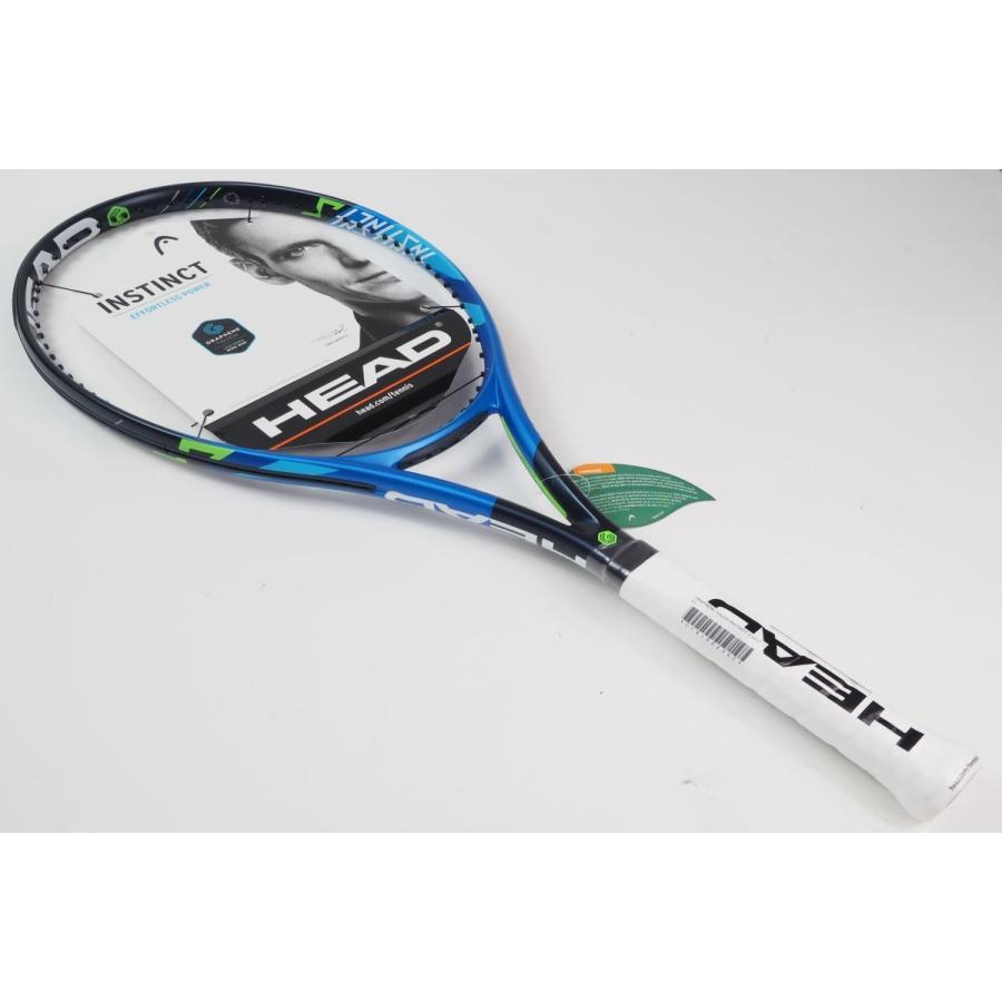 中古 テニスラケット HEAD GRAPHENE TOUCH INSTINCT S 2017 (G1)