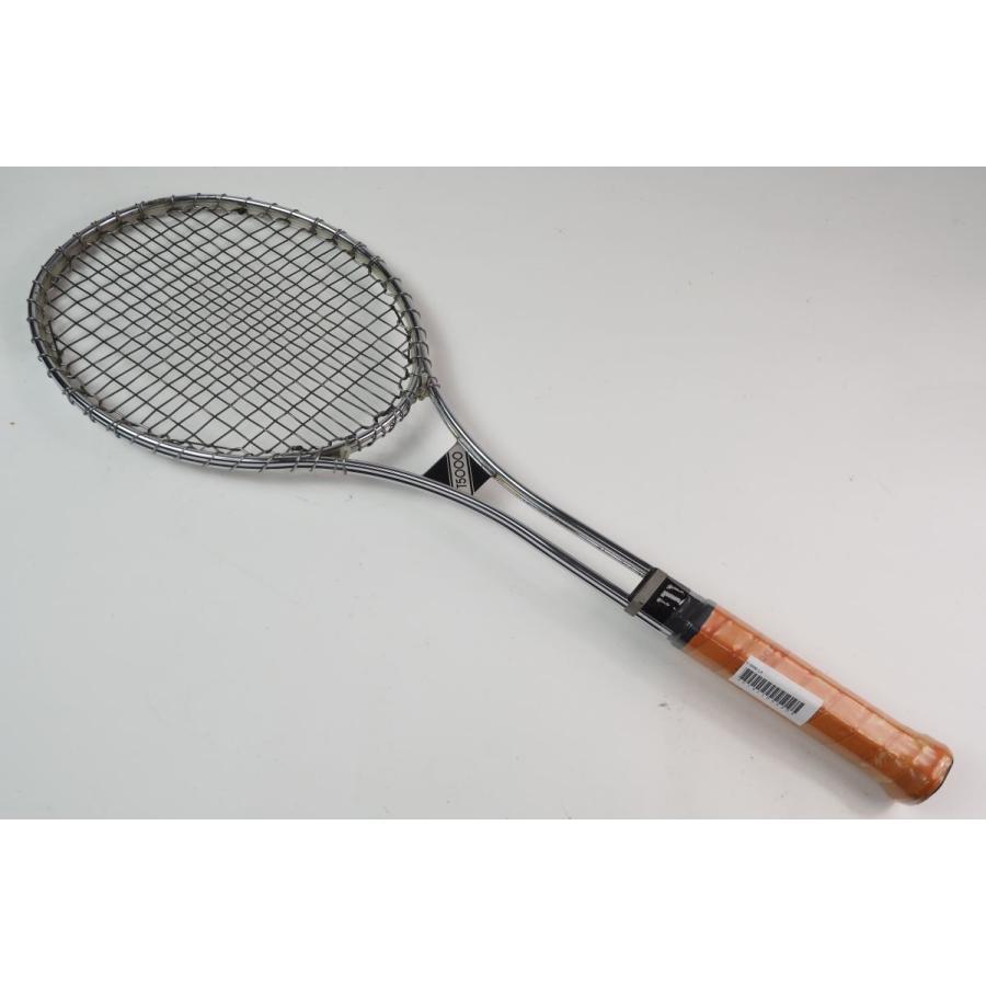 中古 テニスラケット WILSON T-5000 (L4)