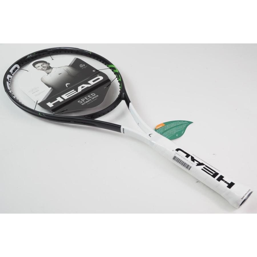中古 テニスラケット HEAD GRAPHENE 360 SPEED MP LITE 2018 (G2)