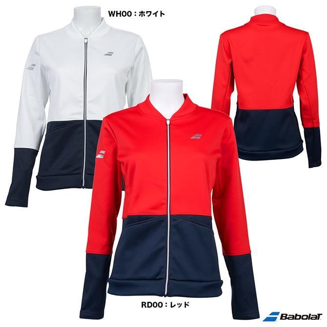 【予約】バボラ(BabolaT) テニスウェア レディース フリースジャケット BTWOJK45