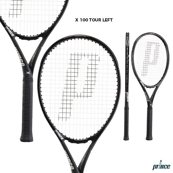 最安価格 プリンス TOUR prince テニスラケット エックス 100 100 ツアー 7TJ093 レフト X 100 TOUR LEFT(左利き用) 7TJ093, C-TRUST:4561adda --- airmodconsu.dominiotemporario.com