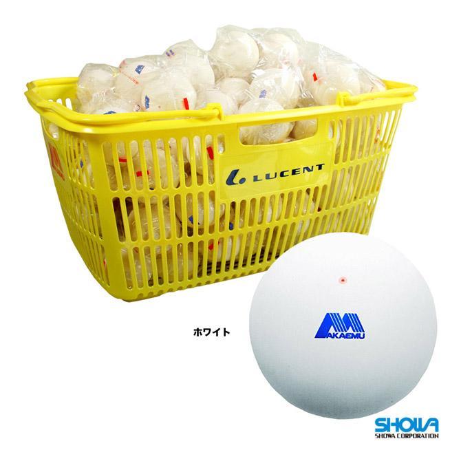 日本最大の ショーワ ショーワ SHOWA ソフトテニスボール アカエムプラクティス SHOWA かご入り 120球 M-40030 M-40030, 葵書林:eb047443 --- airmodconsu.dominiotemporario.com