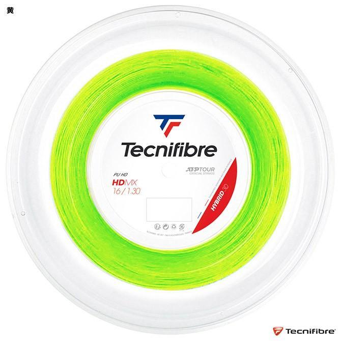 ファッションデザイナー テクニファイバー Tecnifibre テニスガット ロール ロール 黄 エイチディーエムエックス(HDMX) 130 黄 TFR306 TFR306, ナメガタグン:96ea7fbe --- airmodconsu.dominiotemporario.com