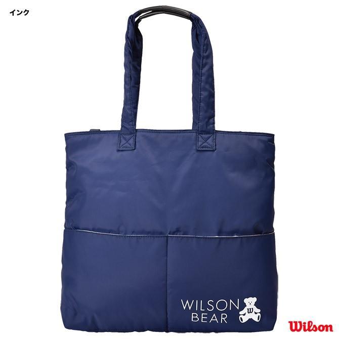 ウイルソン(Wilson) テニスバッグ ONE BEAR トート(インク) WR8002002001
