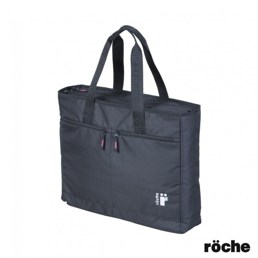 ローチェ(roche)トートバッグ ブラック 1FT1702K :1FT1702K:テニス専門店テニストピア 通販 Yahoo!ショッピング