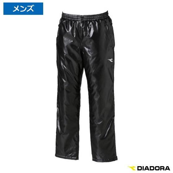ディアドラ(Diadora)中綿パンツ ブラック DTW7283