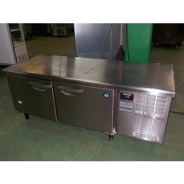 C-1059 中古 業務用冷蔵庫 厨房機器 ホシザキ 低コールドテーブル RL-150SNC-R 2013年製 W1500×D600×H600