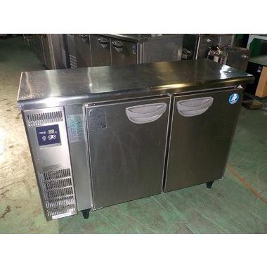 C-1675 中古 業務用冷蔵庫 厨房機器 北沢産業 冷凍コールドテーブル KTMU-42FM2-F 2016年製 W1200×D450×H800