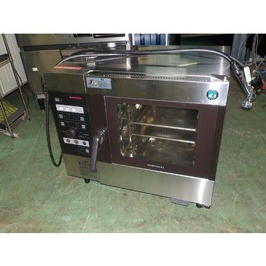 O-1619 中古 業務用 ホシザキ スチームコンベクションオーブン MIC-5TB3 2016年製