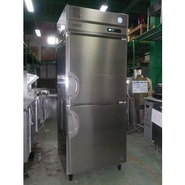 R-1528 中古 業務用冷凍庫 福島工業 URN-082FM6 2014年製 W755×D650×H1950