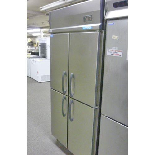 縦型冷凍冷蔵庫 1凍3蔵 大和冷機 303S1-EC 業務用 中古/送料別途見積 幅900×奥行800×高さ1905