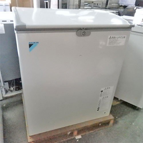 冷凍ストッカー ダイキン LBFD2AS 業務用 中古/送料別途見積 幅760×奥行700×高さ900