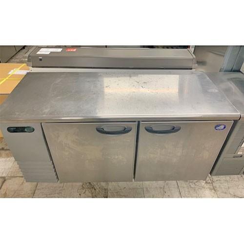 冷蔵コールドテーブル サンヨー SUR-G1561S 業務用 中古/送料別途見積