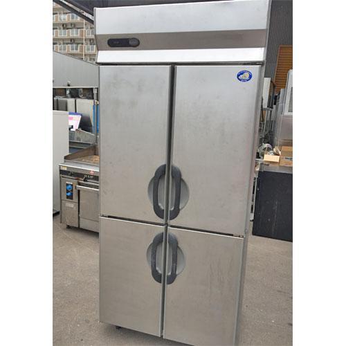 縦型冷蔵庫 パナソニック(Panasonic) SRR-G961S 業務用 中古/送料無料 幅900×奥行600×高さ2000