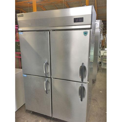 縦型冷凍冷蔵庫 ダイワ 403YS2-EC 業務用 中古/送料無料 幅1200×奥行650×高さ1910