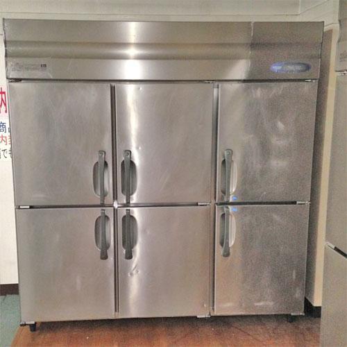 縦型冷凍冷蔵庫 ホシザキ HRF-180ZFT3-ML 業務用 中古/送料別途見積 幅1800×奥行650×高さ1890